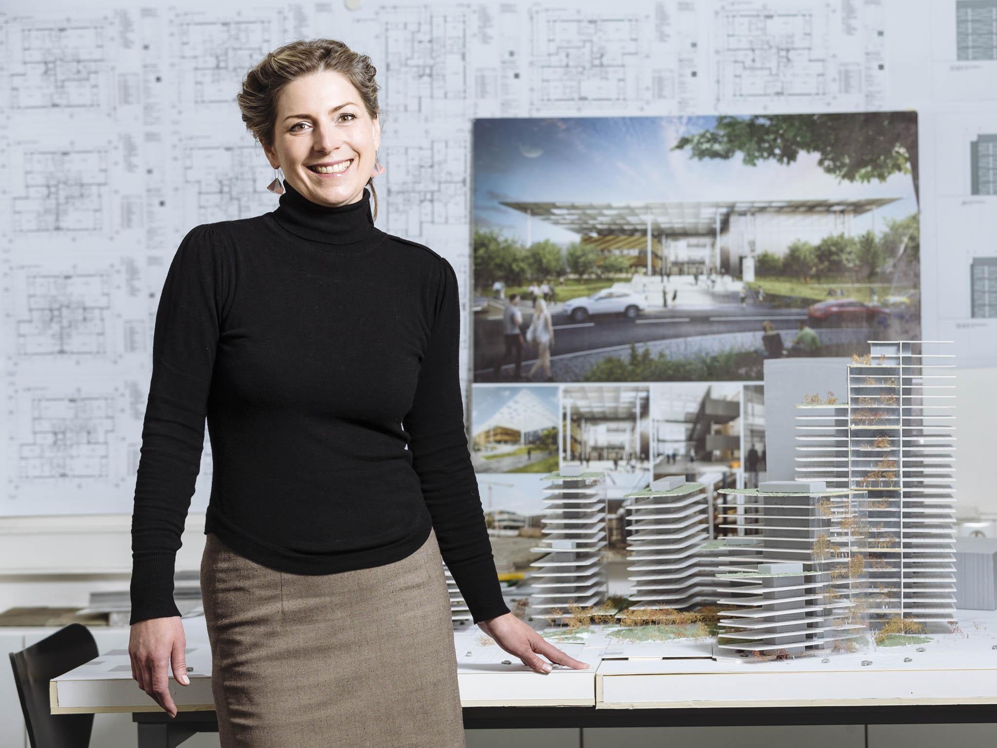 Viktorie Součková, Bogle Architects