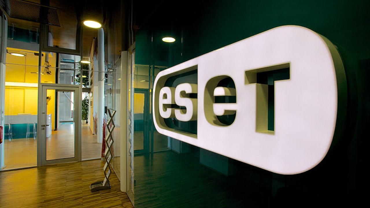 Produkty ESET, ilustrační foto