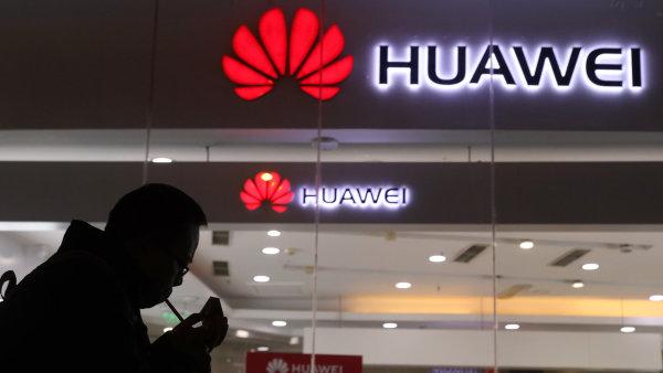 Produkty a služby Huaweie jsou dostupné ve více než 170 zemích - Ilustrační foto.