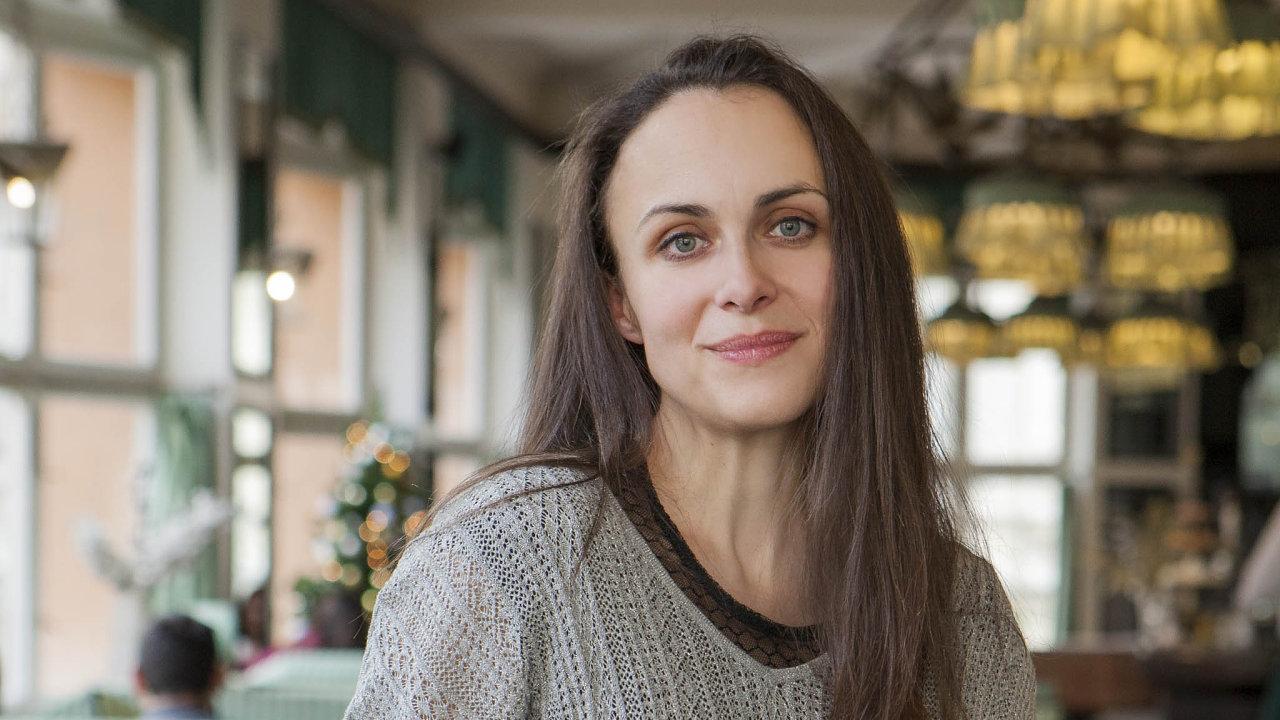 Zuzana Havránková.