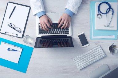 Elektronizace zdravotnictví, ilustrace