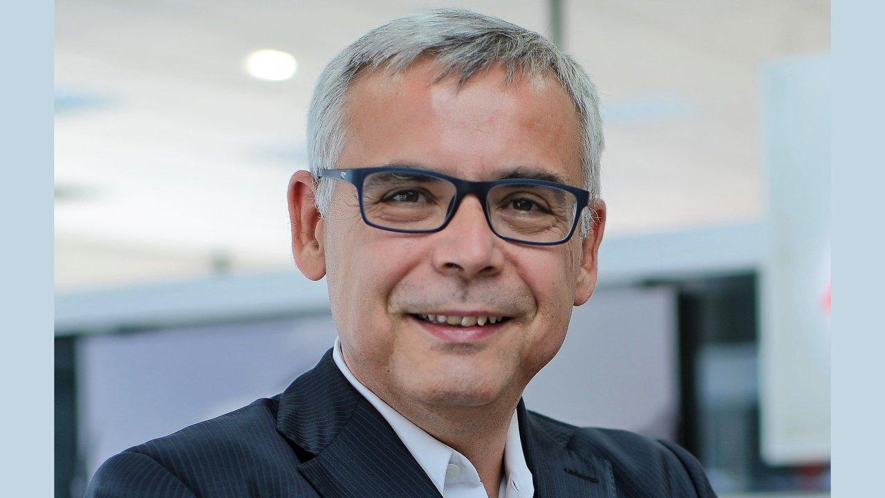 Martin Saitz, generální ředitel společnosti Hyundai Motor Czech