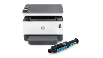 HP Colossus 3QL With Toner