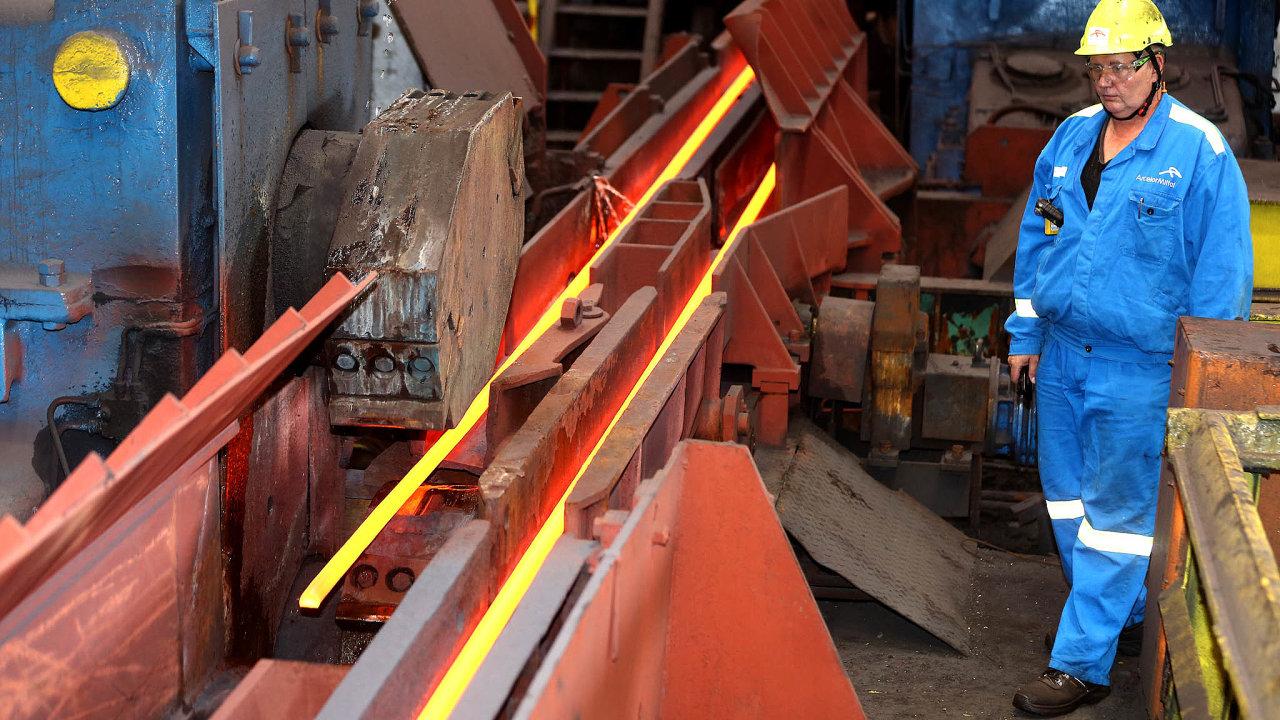 Ostravská huť ArcelorMittal má od 1. července nového majitele – skupinu Liberty Steel.