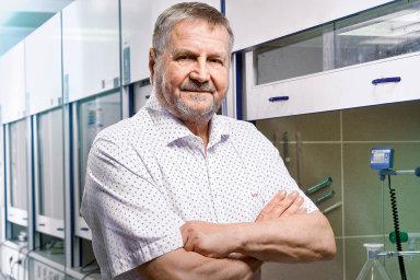 Podnikatel Vladimír Velebný