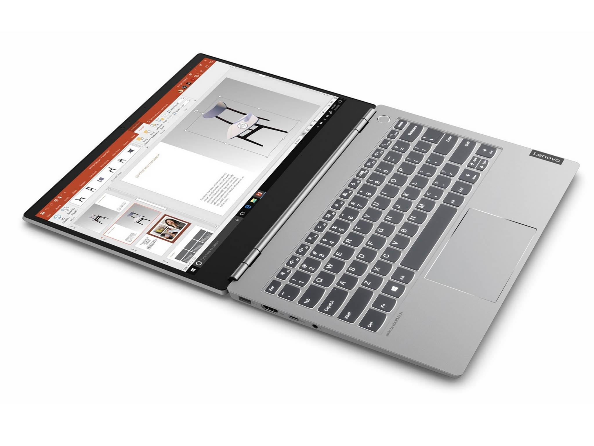 Lenovu Thinkbook narozdíl odlegendárních Thinkpadů chybí polohovací zařízení trackpoint.