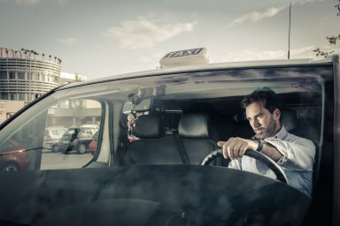 Taxíky a jejich řidiči pro mne představují bránu do každé země…