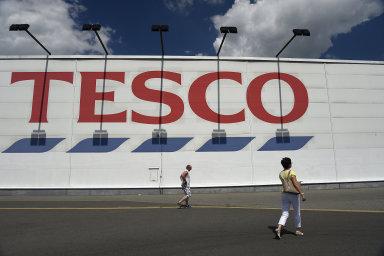 Tesco Stores ČR je součástí britské skupiny Tesco.