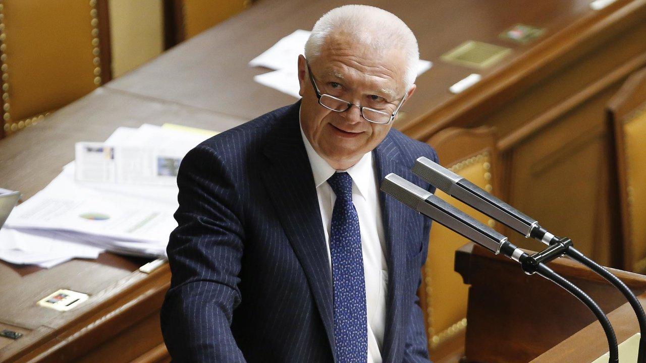 Šéf poslanců ANO Jaroslav Faltýnek.