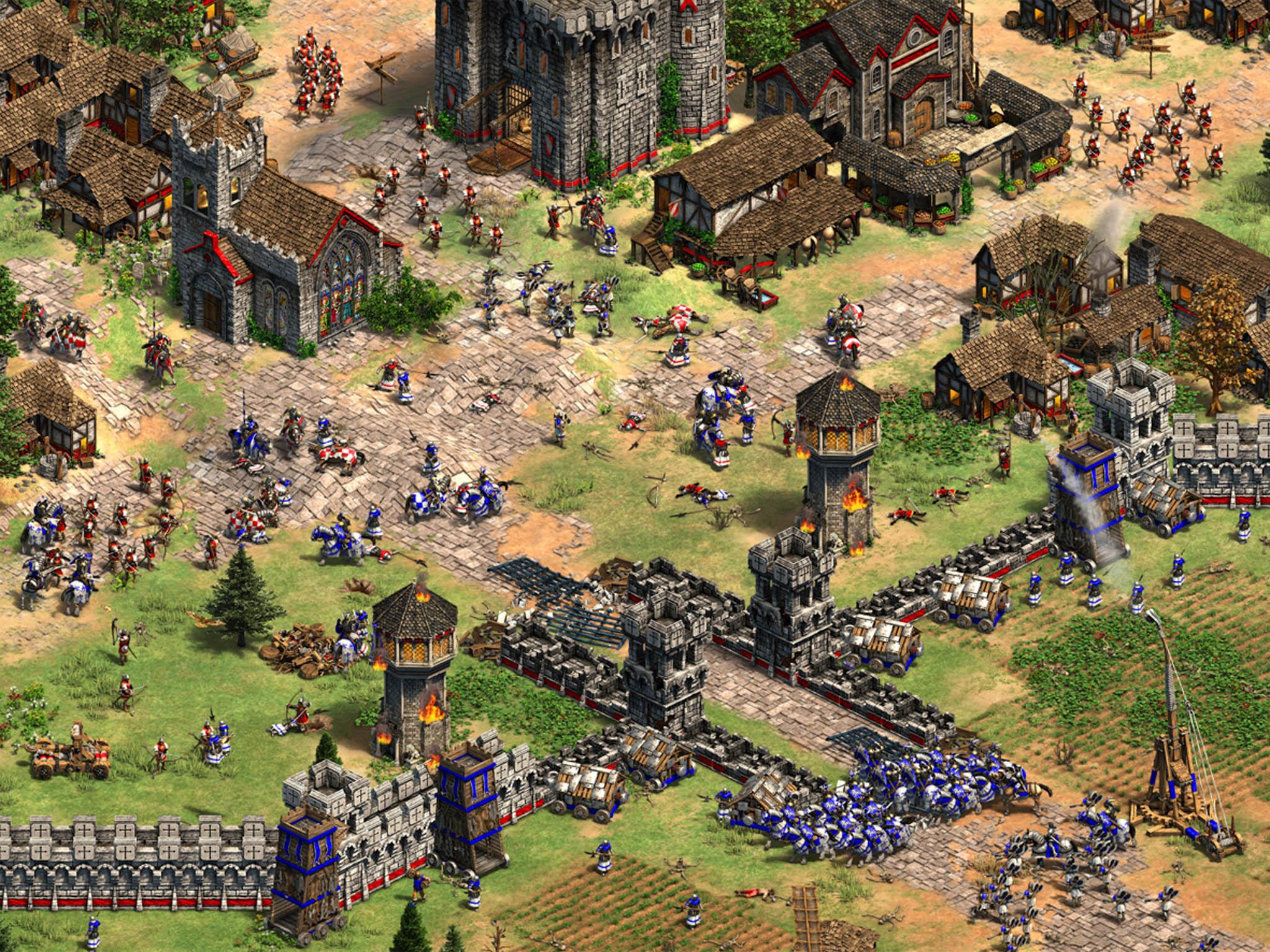 Série Age of Empires oslavila před dvěma lety dvacáté výročí aletos chystá druhý díl se špičkovou grafikou, třemi novými kampaněmi ačtyřmi novými civilizacemi.