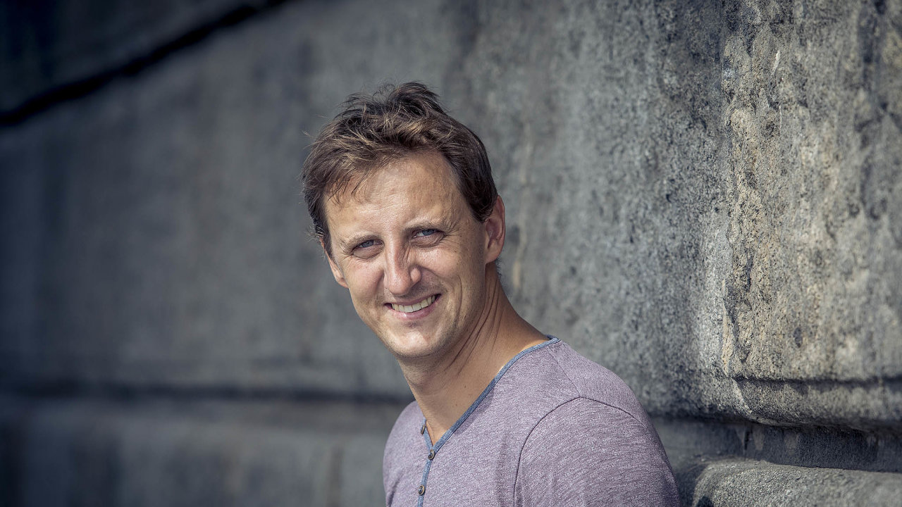 Filip Matějka, člen akademického sboru pražského institutu CERGE‑EI