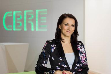 Katarína Brydone (40) se stala ředitelkou oddělení investic donemovitostí realitní společnosti CBRE.