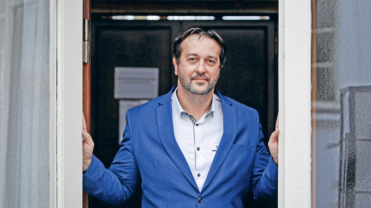 Koordinátor epidemiologického týmu ministerstva zdravotnictví Rastislav Maďar