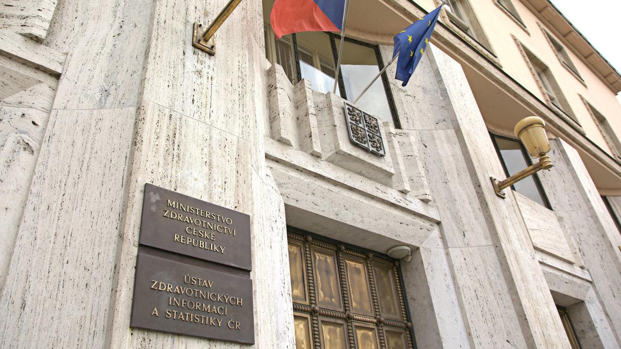 Ministerstvo zdravotnictví.