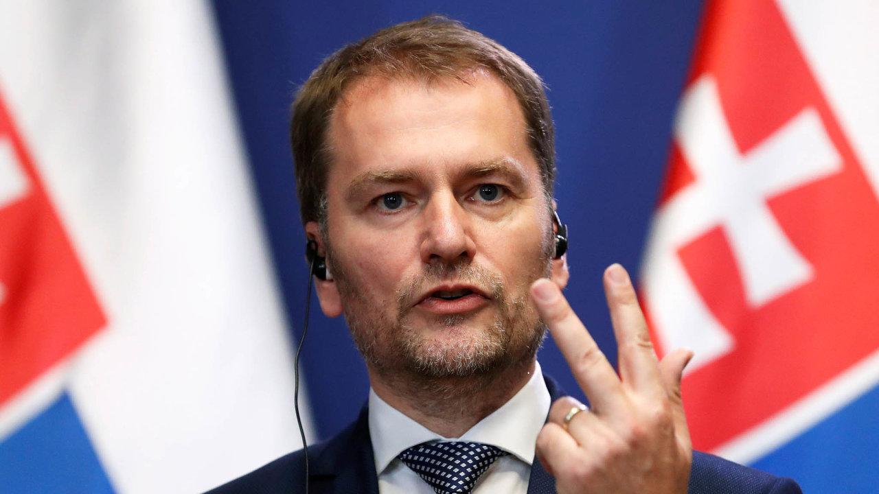 Matovič studoval na Fakultě managementu Univerzity Komenského v Bratislavě a diplomovou práci psal na téma daňového systému a jeho vlivu na podnikatelské subjekty.