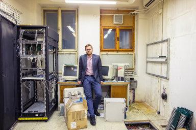 Antonín Hlavinka, náměstek pro IT veFakultní nemocnici Olomouc.