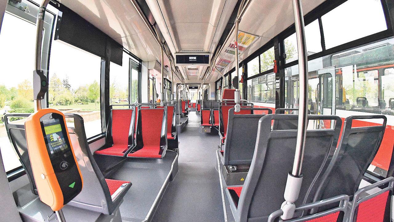 Účet Brno iD Basic nabízí například nákup jízdenek naměstskou hromadnou dopravu nebo výlety dozoo.