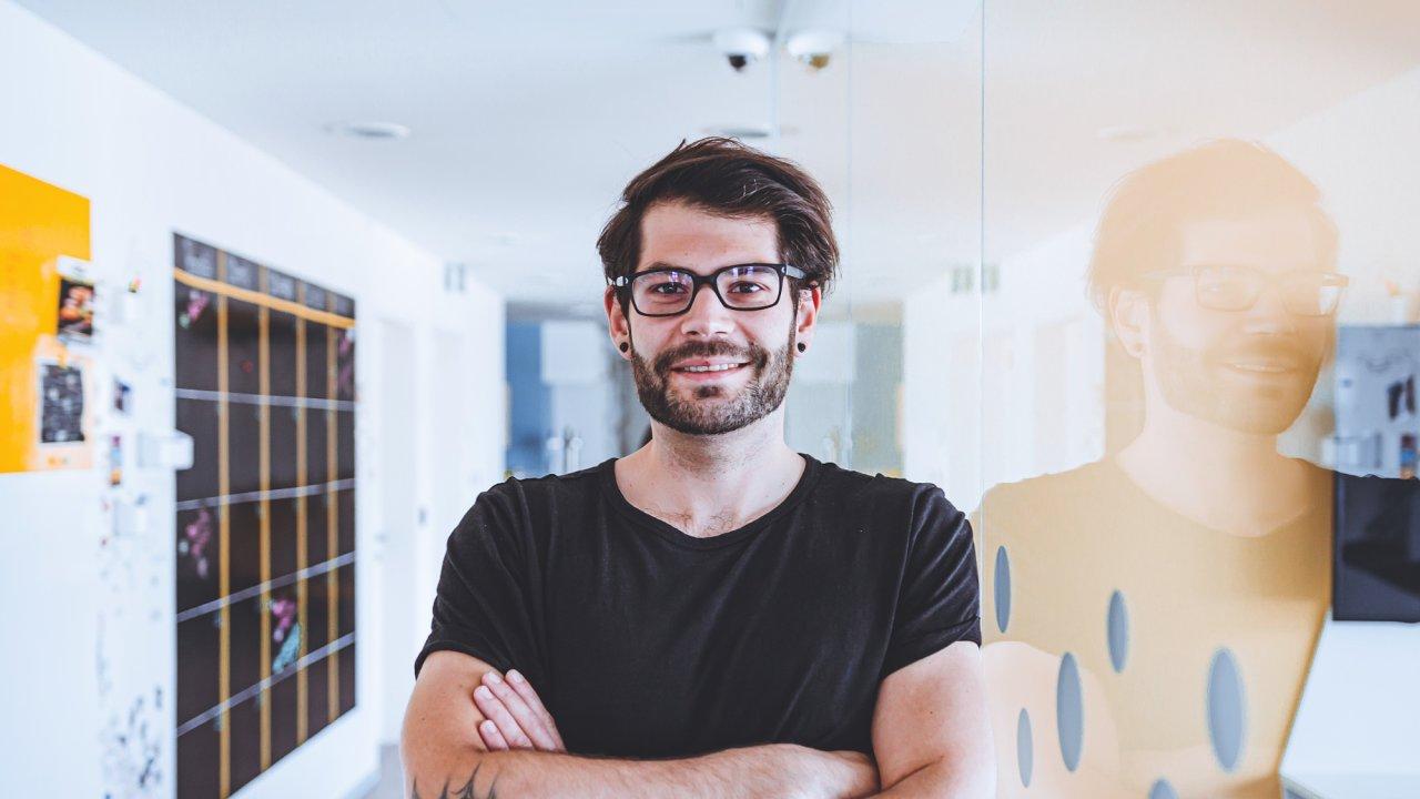 Ondrej Seer sbíral tři a pů roku zkušenosti v softwarové společnosti Winsite, odkud přešel právě do startupu Do-Do.
