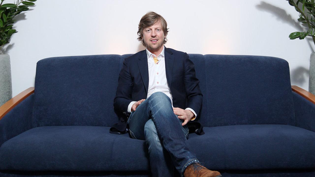 Tomáš Bárta, majitel skupiny EMTC - Czech.