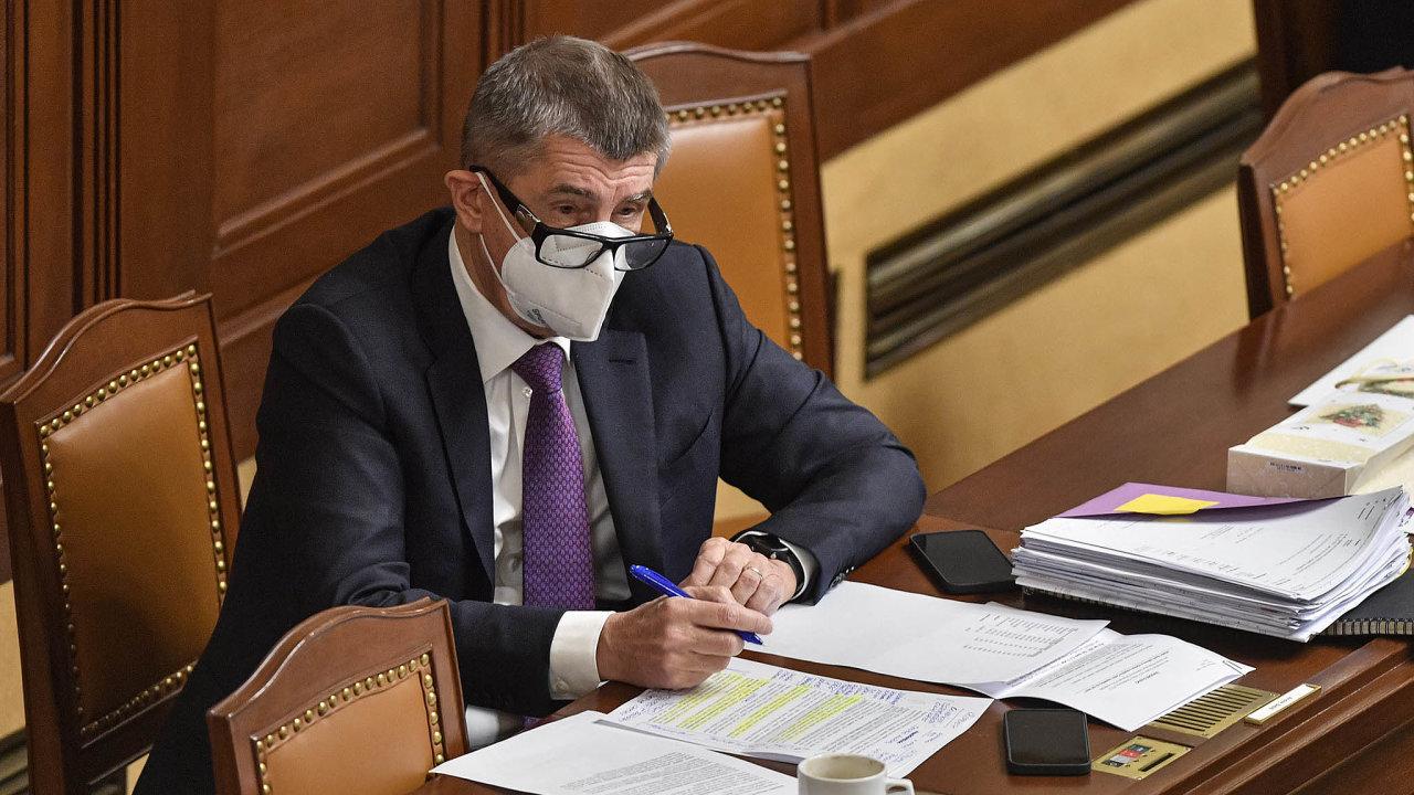 Andrej Babiš je nejčastěji absentujícím poslancem v tomto volebním období vůbec.