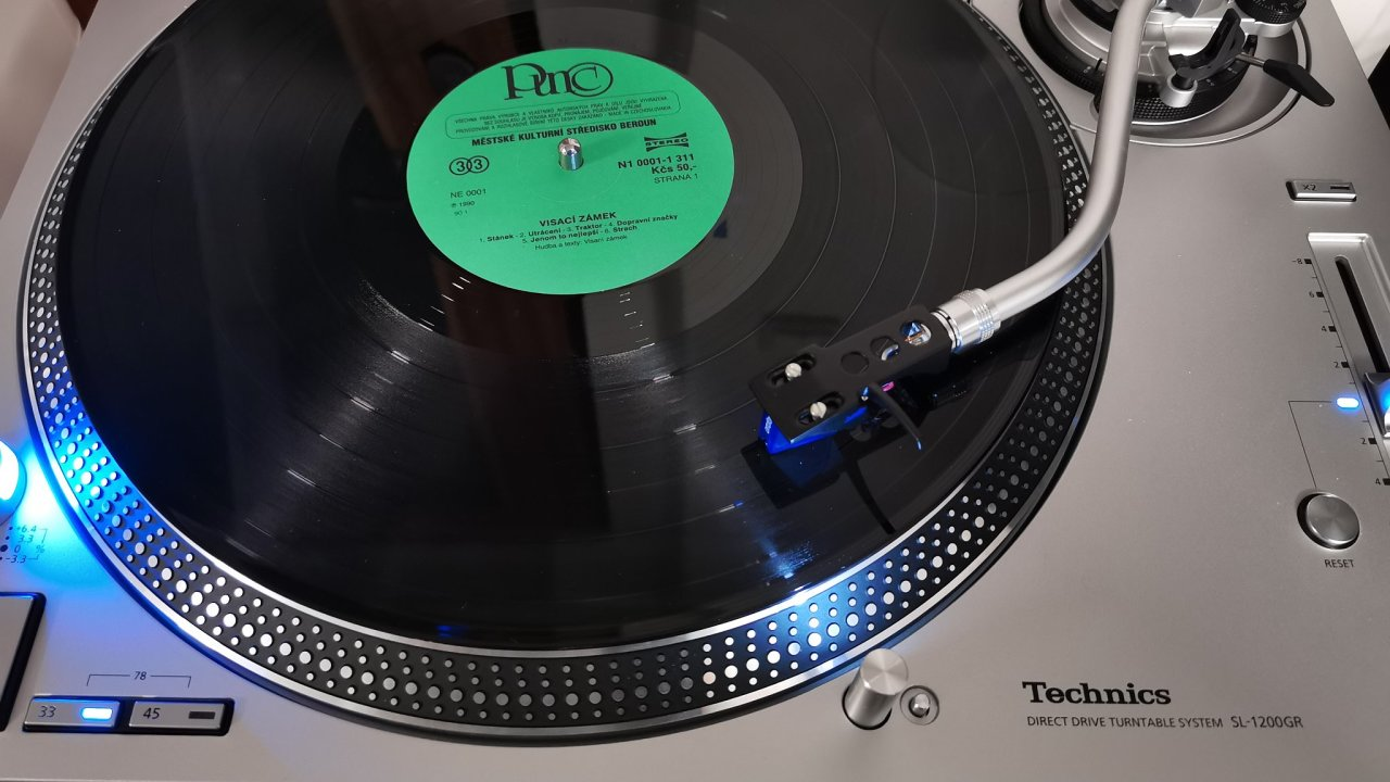 Hudba z gramofonu má nostalgický náboj i objektivní kvalitu