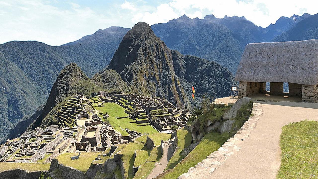 Aplikací, které umožňují virtuální cestování, je celá řada. Ktěm nejpropracovanějším patří National Geographic VR, která zatím obsahuje jen dvě lokace, Machu Picchu apak Antarktidu.
