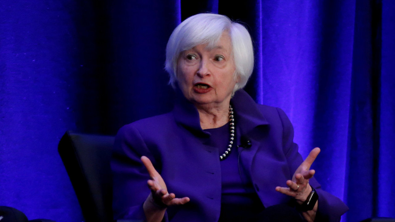 Americká ministryně financí Janet Yellenová ohlásila plán na jednotné zdanění velkých korporací po celém světě.