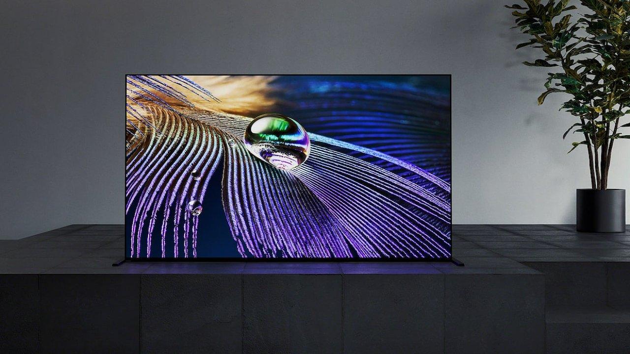 Nejlepší OLED televize Sony má nádherný obraz i design