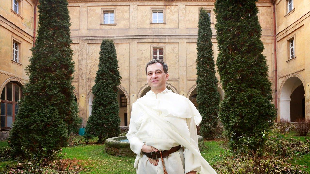 Benedikt Mohelnik, dominikán