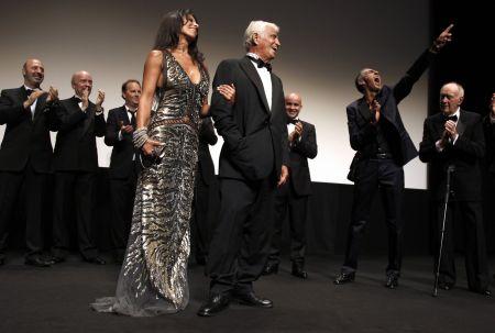 Belmondo v Cannes / Foto: Reuters