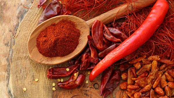 Nové kultivary chilli jsou stokrát pálivější než původní odrůdy.