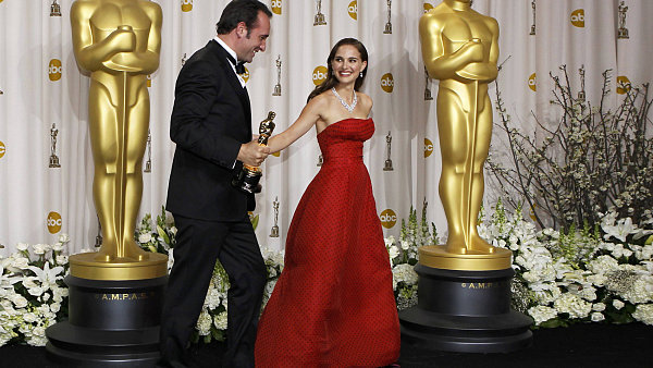 Nejkrásnější róby na Oscarech
