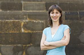 Barbora Nevosádová založila firmu Two Bits se svým manželem před 8 lety.