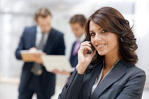 V dozorčích radách evropských firem by měl zasednout 40 % žen. Ilustrační foto