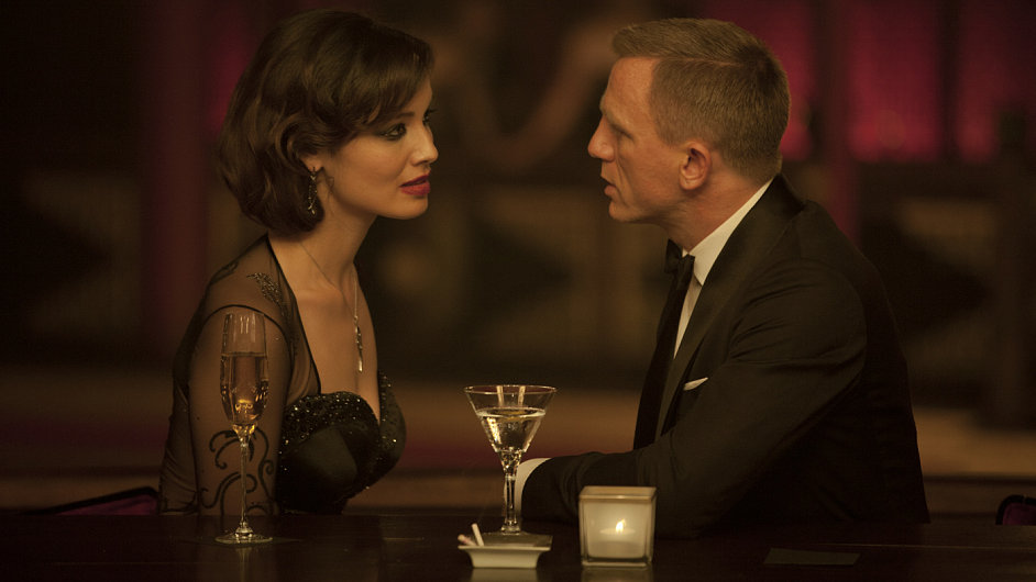 Další Bond girl si bude Daniel Craig namlouvat v roce 2014