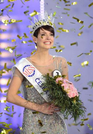 �esk� Miss 2013 Gabriela Kratochv�lov�