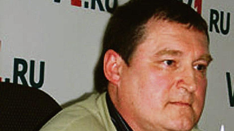 Ruský podnikatel Alexej Torubarov