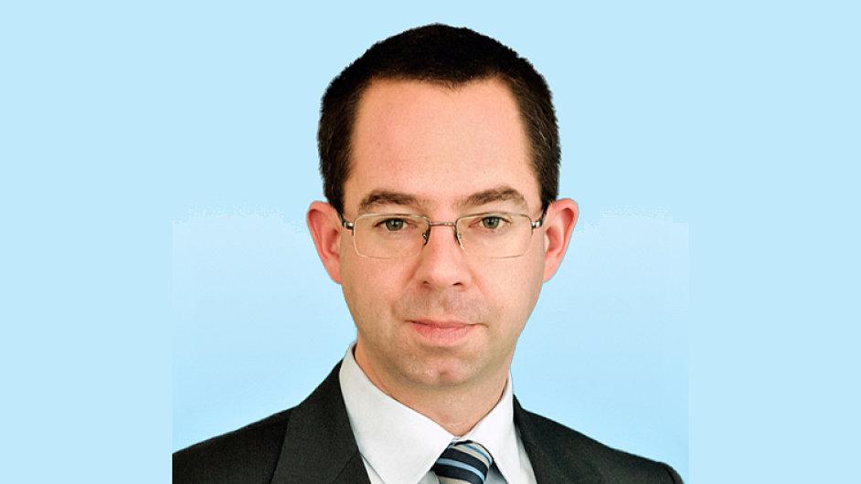 Paul Blackman, mezinárodní ředitel Colliers International