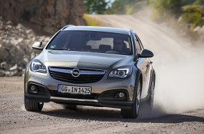 Opel Insignia po modernizaci: Nejvíc zaujme terénní kombík Country Tourer