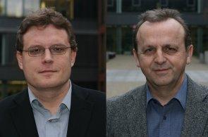 Miroslav Tyburec a Jiří Kárník, OKI Systems