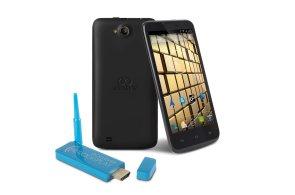 GoClever Insignia 5X: Nejlevnější Full HD telefon s plnou zárukou vsadil všechno na displej
