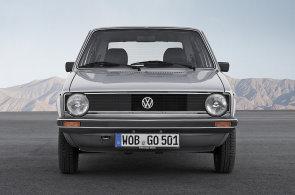 Volkswagen Golf v sobotu oslaví čtyřicítku. Podívejte se, jak se měnila jeho tvář