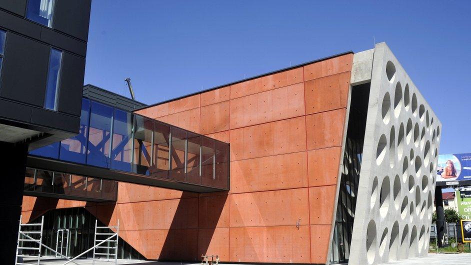 Nové divadlo v Plzni je považované za nejmodernější divadelní budovu v zemi.