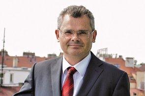 Pavel Chmelík, místopředseda představenstva v Raiffeisen stavební spořitelně