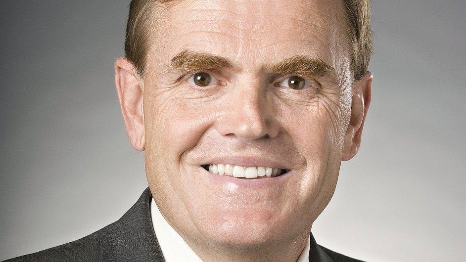 David Abney, CEO společnosti UPS