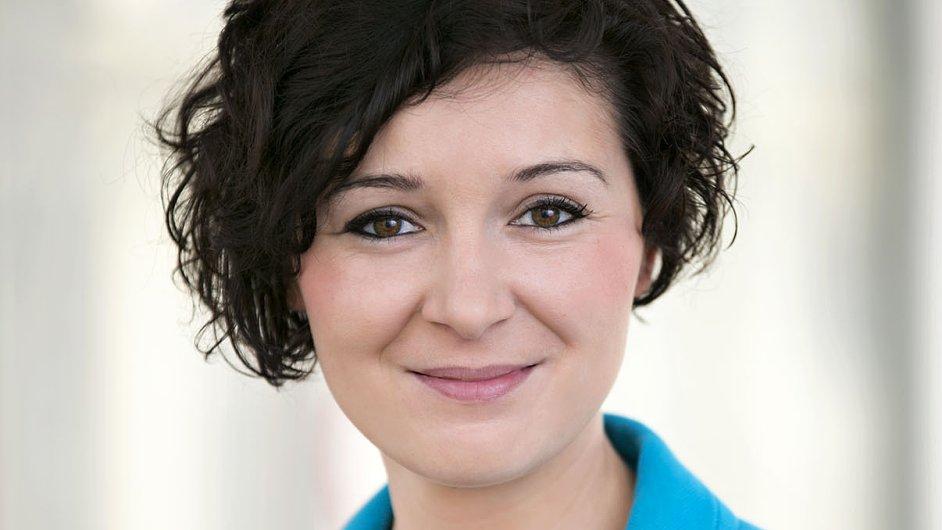 Urszula Marzec, ředitelka marketingu pro střední a východní Evropu společnosti SES