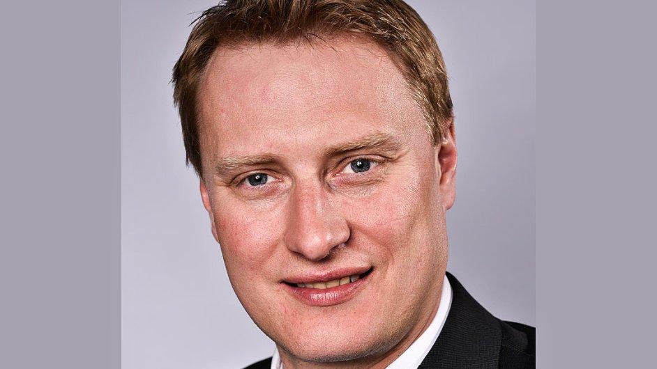 Vladislav Nožička, výkonný ředitel útvarů specializovaného financování ČSOB