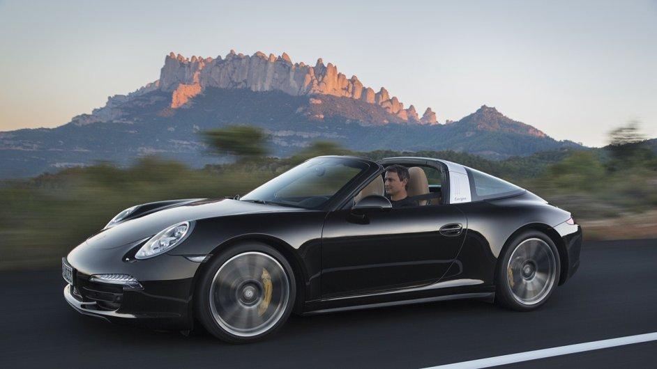 Porsche 911 Targa 4 a 4S