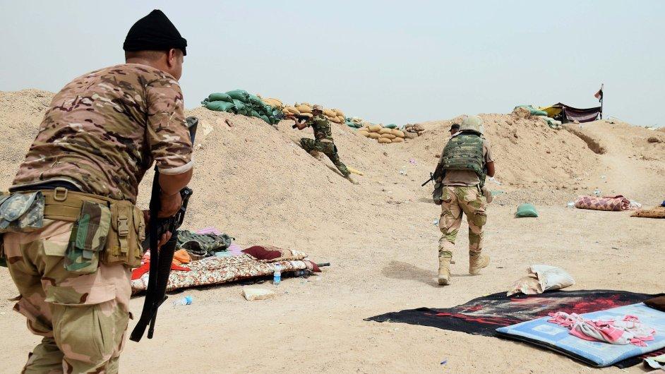 IRAK BOJE IS 105