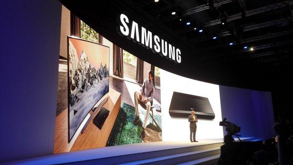 Zisky Samsungu z�staly za o�ek�v�n�m - Ilustra�n� foto.